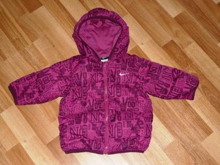 Дополнительные параметры.  1000.00. Куртка Nike.  Очень стильная.