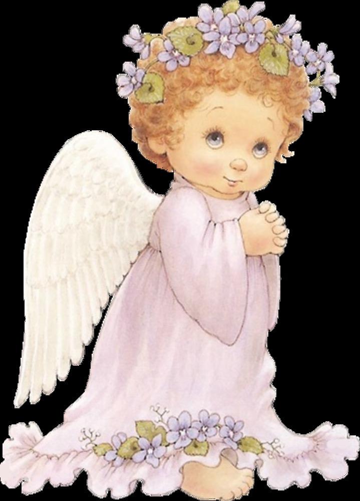 Ангелочек анимация картинка