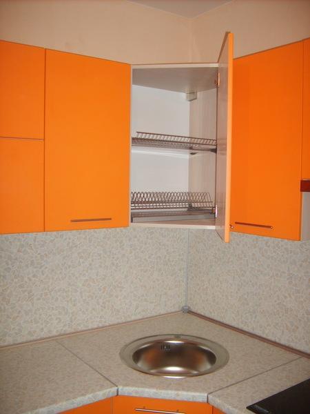 сушилка в угловом шкафу кухни фото екатеринбурге ураган
