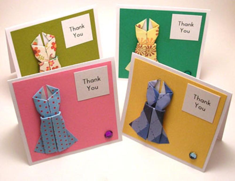 Открытки оригами для подруги, картинки