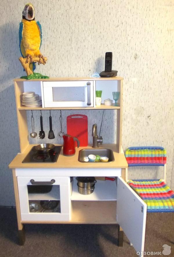 Детская кухня своими руками икеа