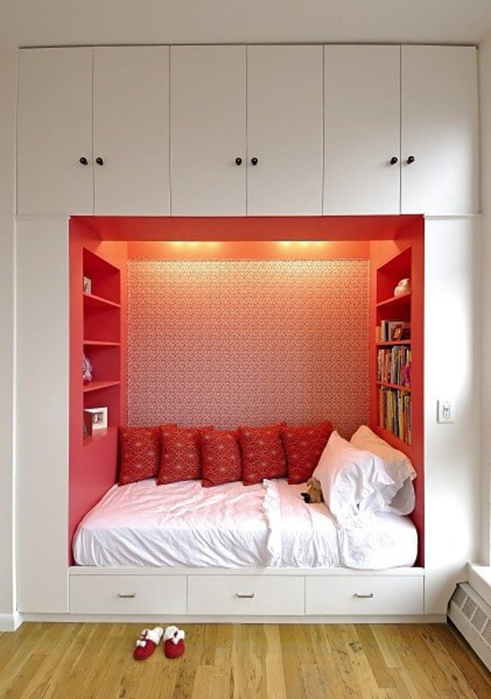 Для спальни своими руками шкаф