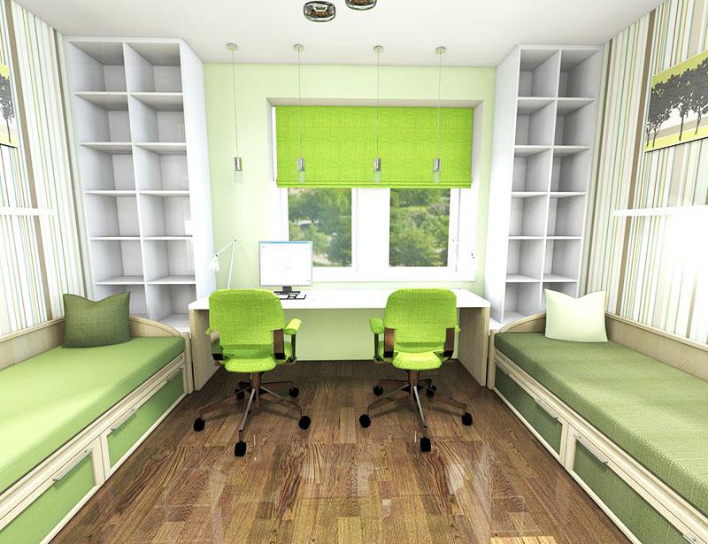 Как расставить мебель в детской в 2022 году: полезные советы и фото