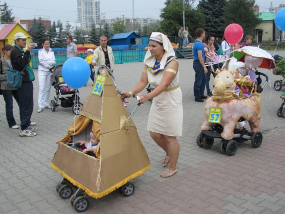 вареную колбасу, парад кукольных колясок фото оригинальные идеи вишни, их, как
