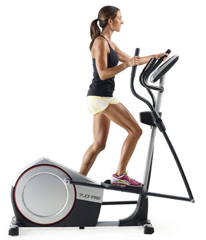 Как быстро сбросить вес на эллиптическом тренажере