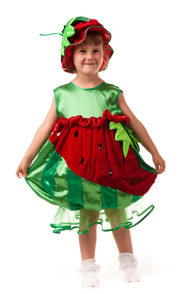 Костюмы фруктов и ягод своими руками 87