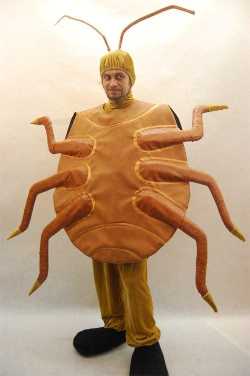 Из чего сделать костюм комара своими руками 77