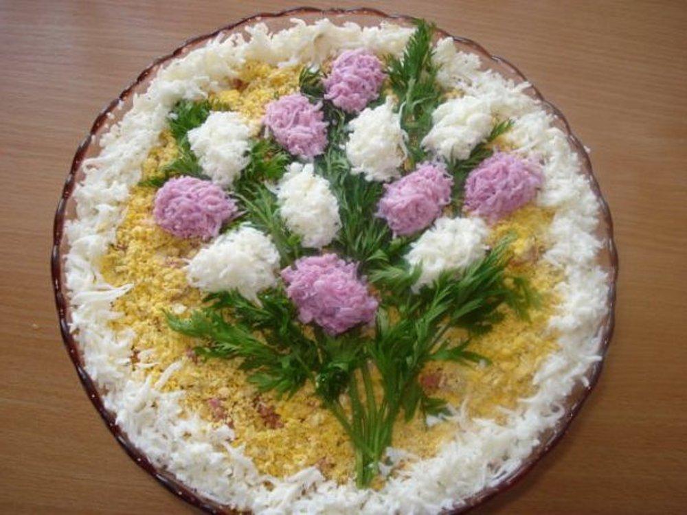 Пошаговые рецепты вкусных салатов на день рождения