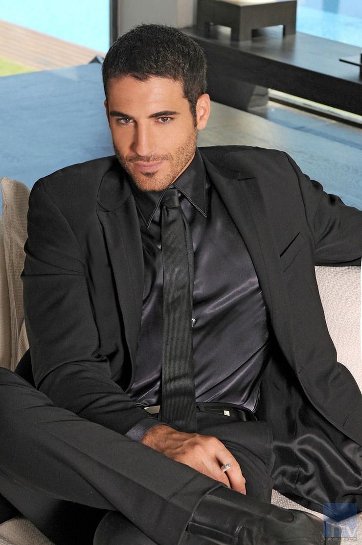 фото испанских красивых мужчин культура стойкая