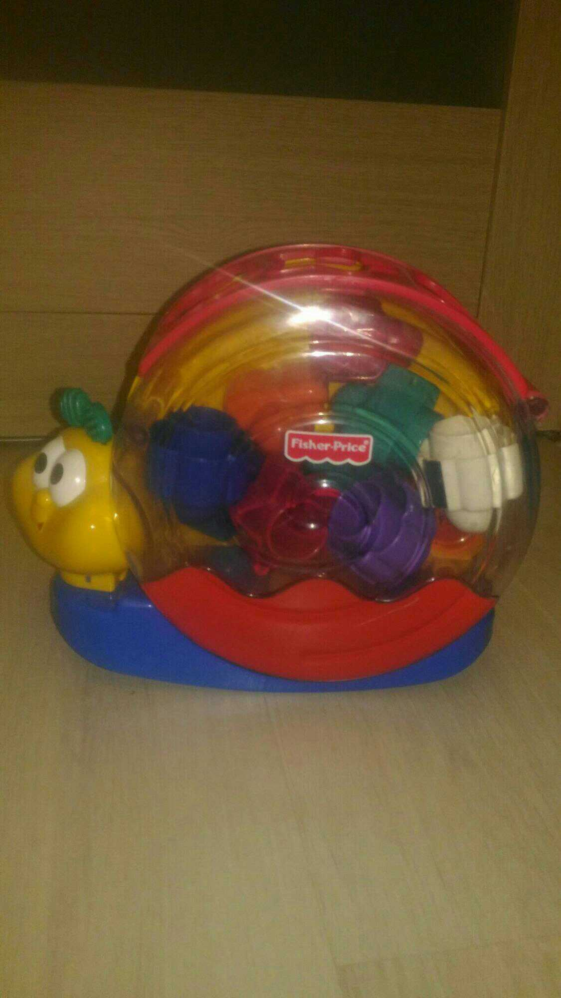 Улитка сортер fisher price