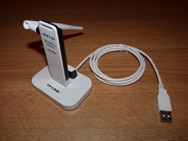 Продам НОВЫЙ wi-fi usb адаптор TP-LINK TL-WN722N.