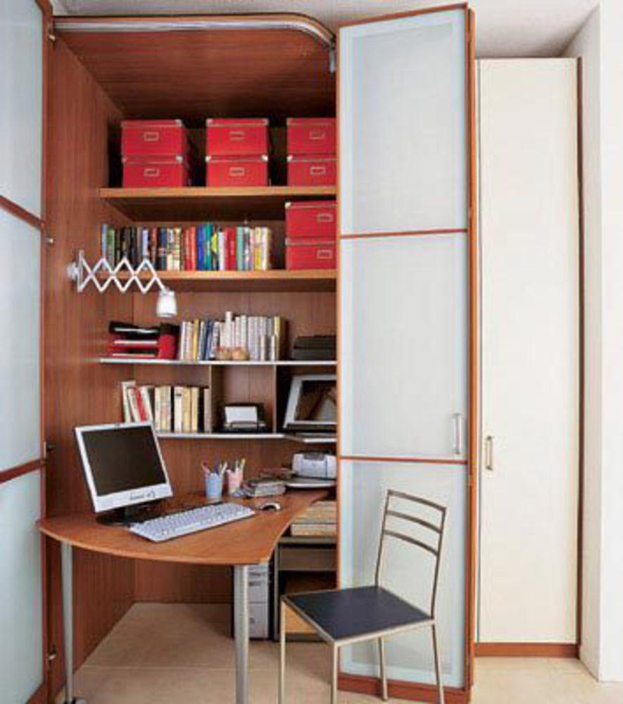 Хочу шкаф со скрытым рабочим местом / форум.