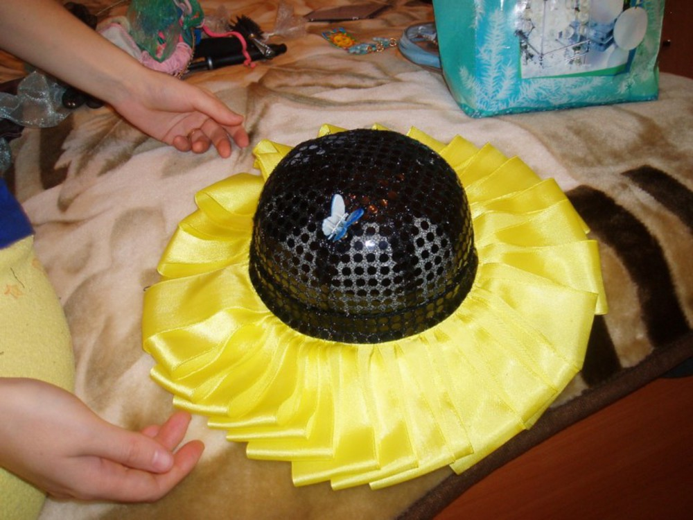 Как сделать шляпу своими руками для детского сада