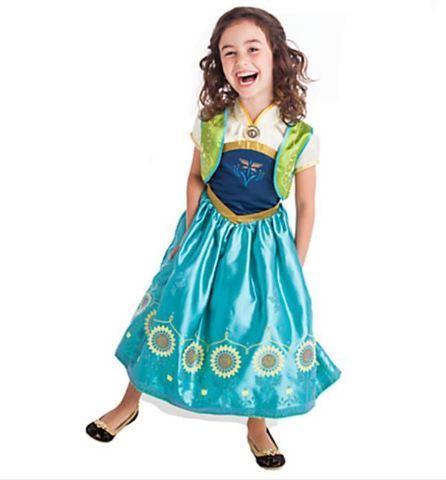 Купить костюм из холодного сердца для девочек