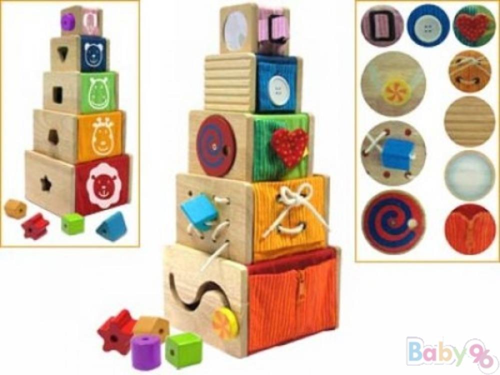 Развивающие игрушки для детей с 1 года своими руками фото