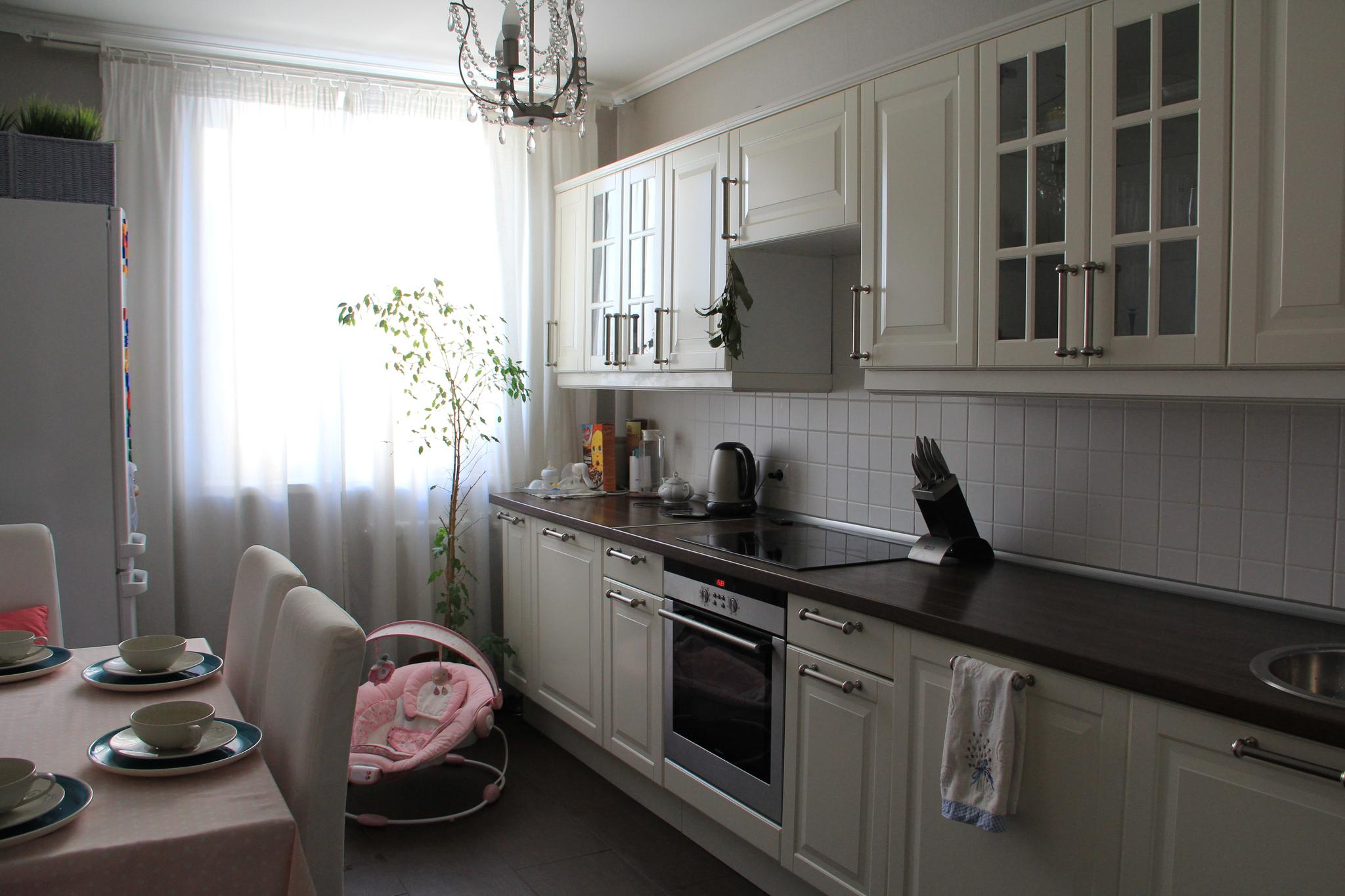 кухни икеа в реальных квартирах фото слой грибы