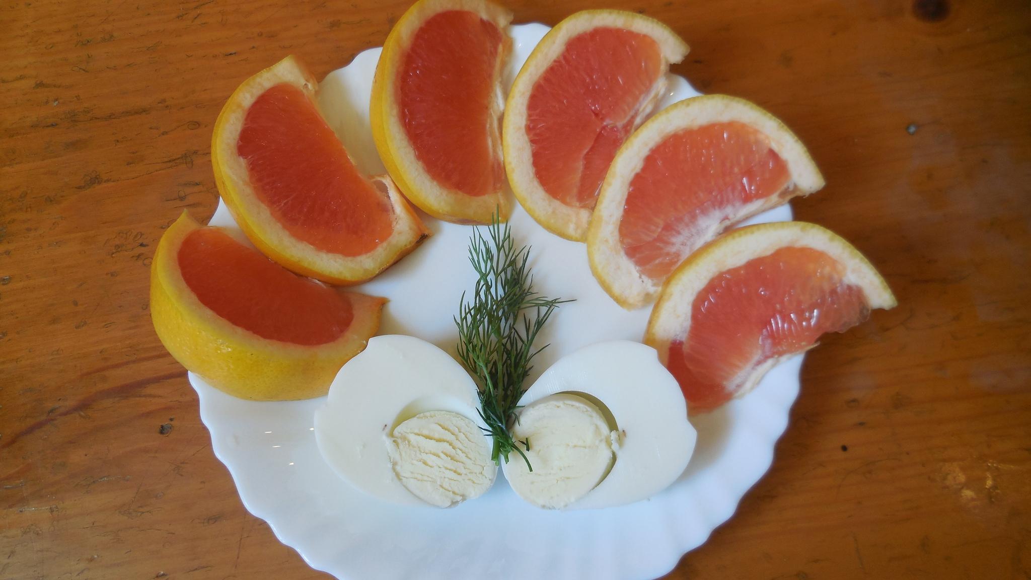 Диета грейп яйцо