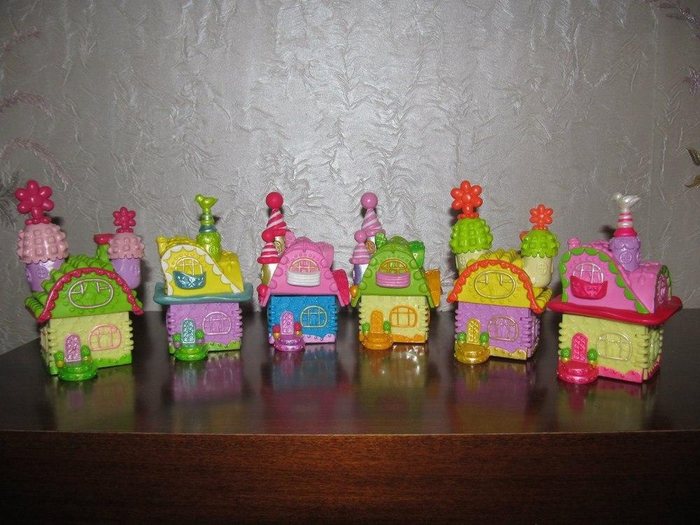 Домик для игрушек из киндера сюрприза своими руками