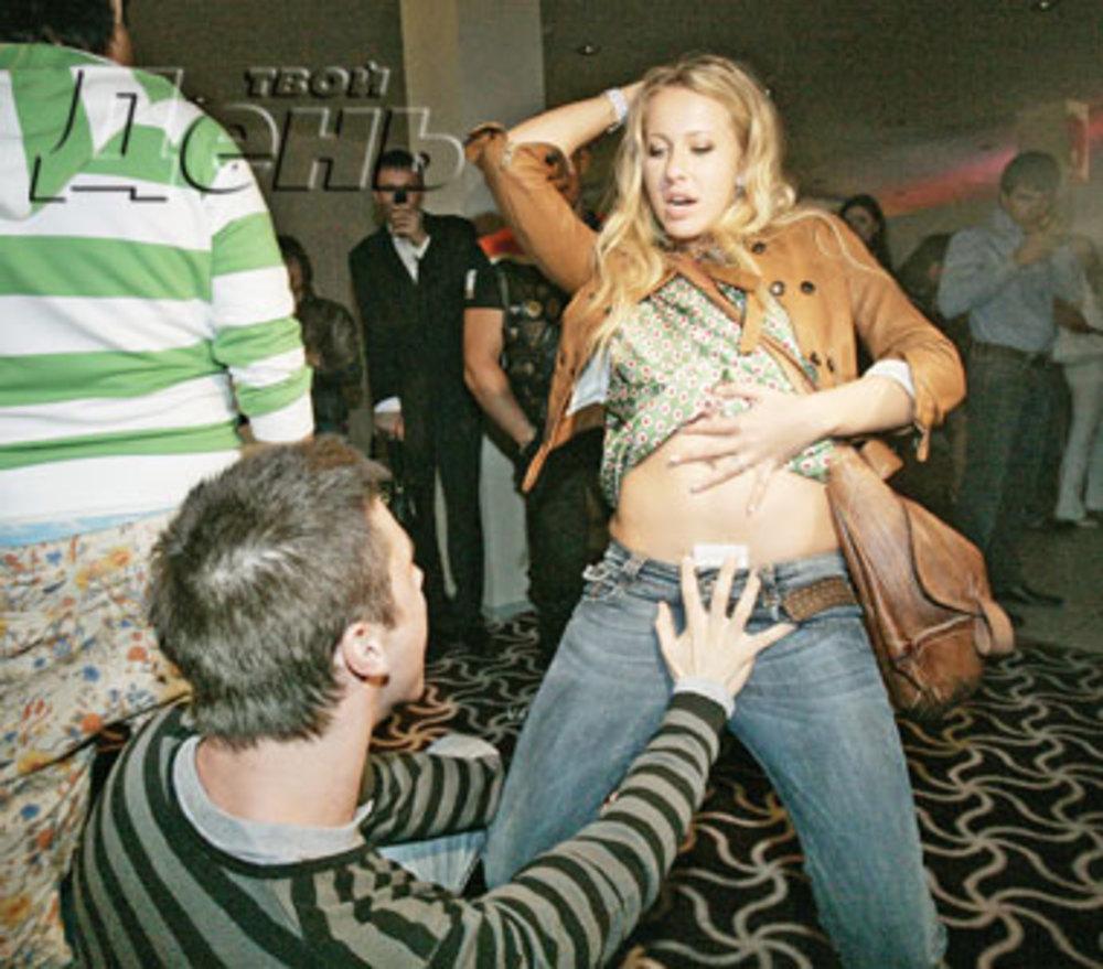 Домашнее порно-видео Тимати и Ксении Собчак (4.1 мб ...