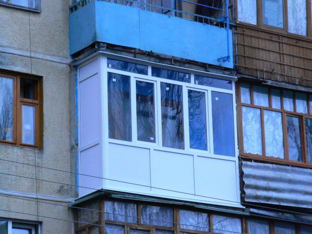 Пластиковые балконы недорого.