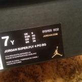 Кроссовки jordan super.fly 4 po bg