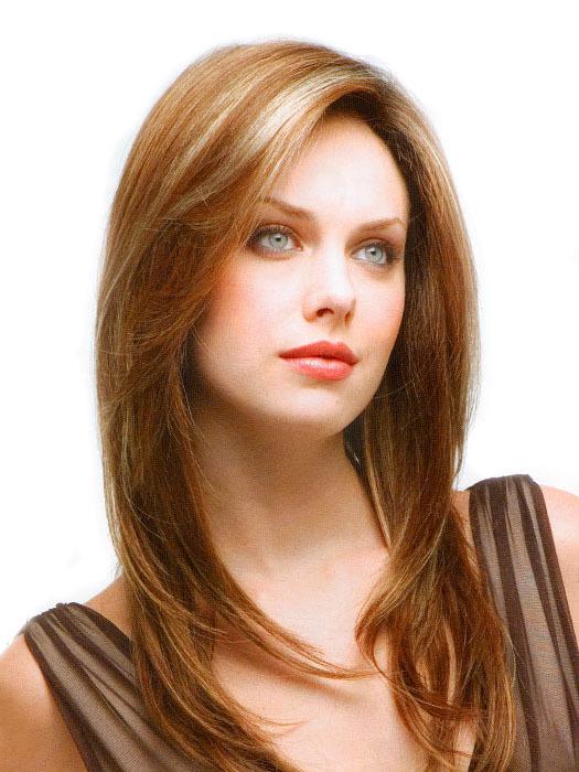 Стрижка женская на длинные волосы тонкие волосы
