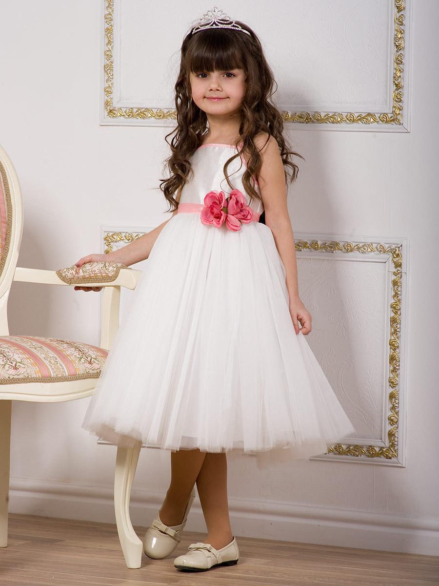 Платья для девочек на выпускной в саду
