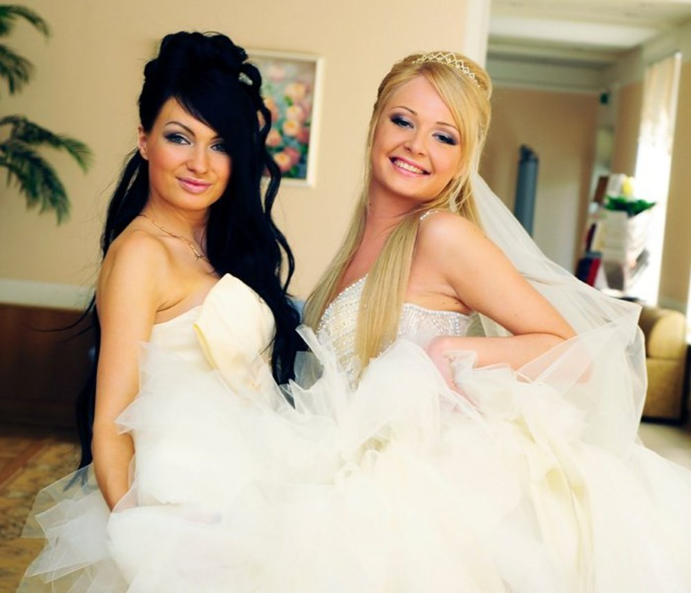 свадебное платье дарьи пынзарь фото думаю