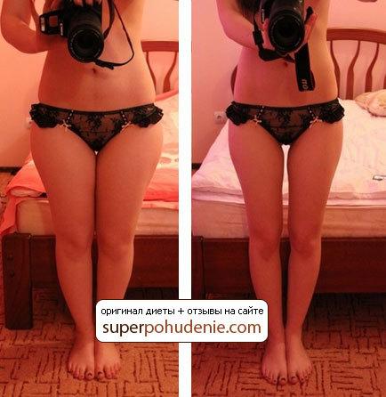 Как похудеть между ног видео