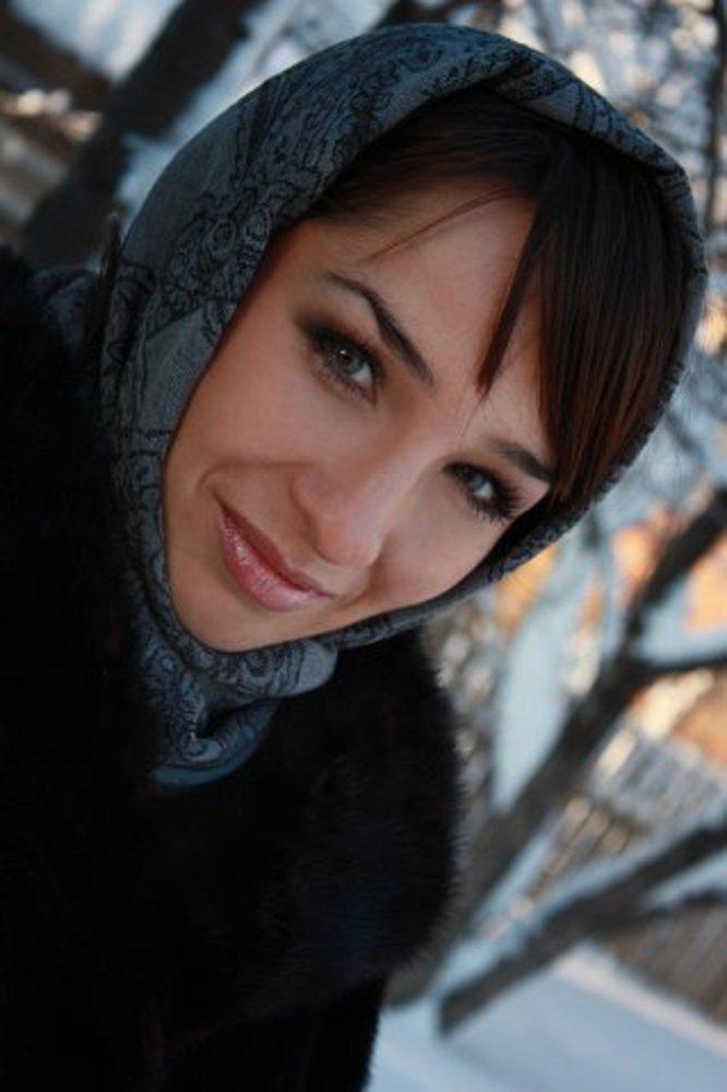 Красивая зрелая татарка фото