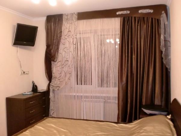 Как подобрать занавески в спальню с