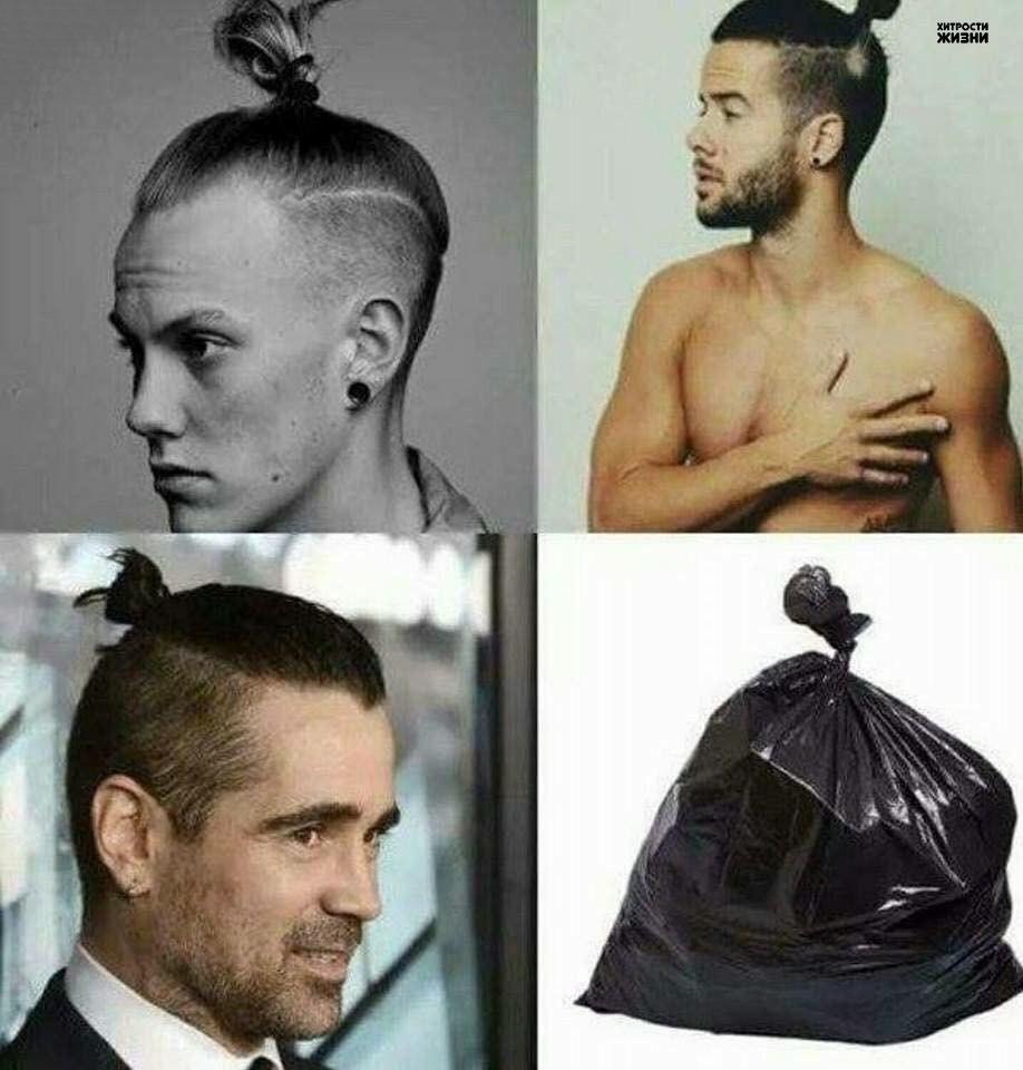Какие причёски у мужчин нравятся девушкам