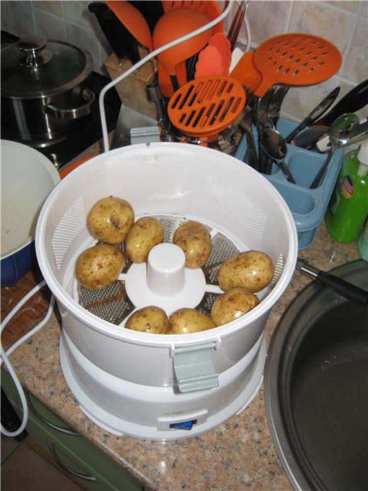 Картофелечистка эльдорадо