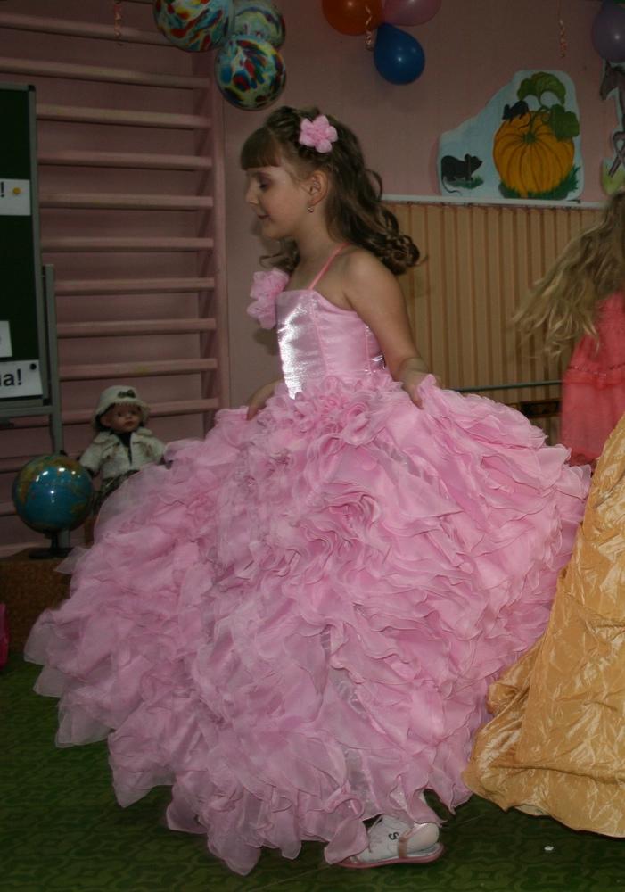 Платье на выпускной в детский сад своими руками пошагово в