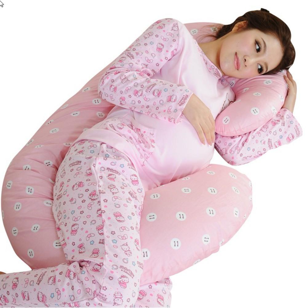 Специальная подушка для сна для беременных 62