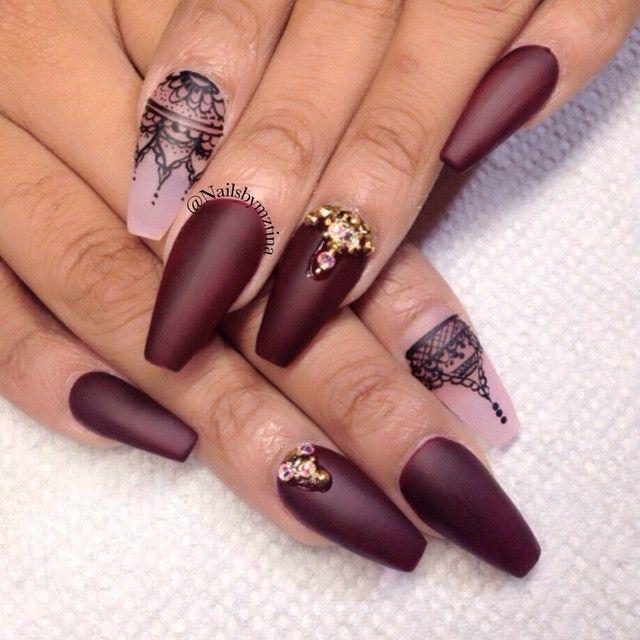 Дизайн ногтей гробики фото
