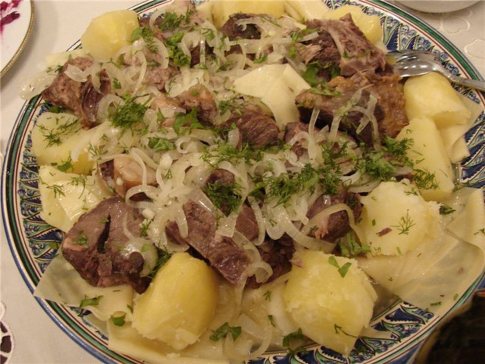 Казахские рецепты в домашних условиях 770