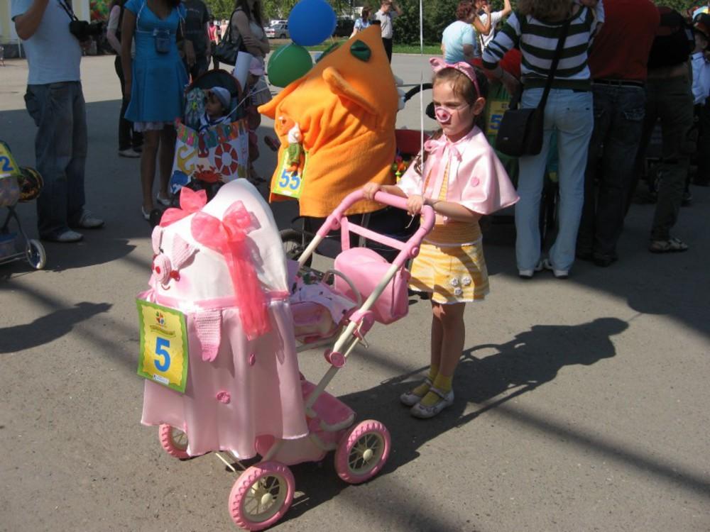 парад кукольных колясок фото оригинальные идеи были крайне