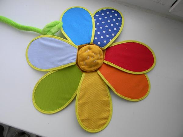 Как сделать лепестки семицветика 977